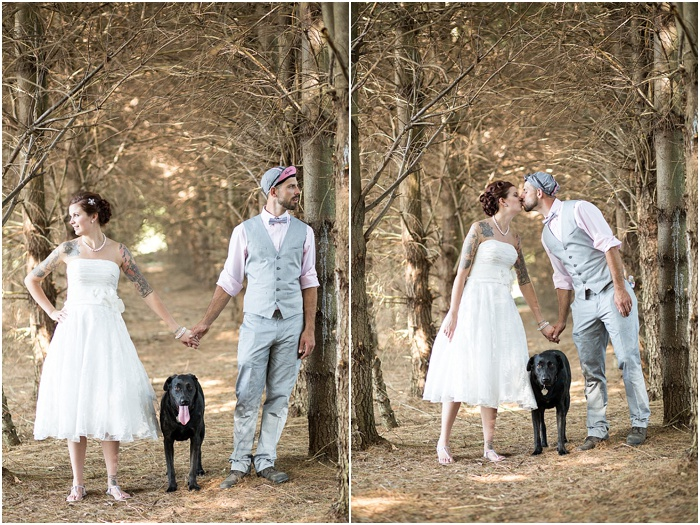 A Farm, a Wedding, and Miss Frankie ~ CTG Photography_0010