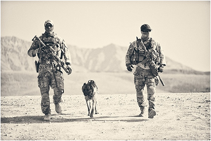 Military Working Dogs ~ Gagan Dhiman Photography_0001