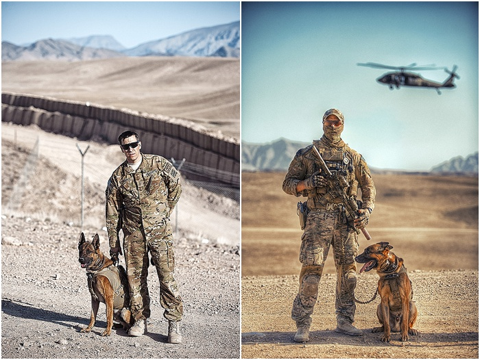 Military Working Dogs ~ Gagan Dhiman Photography_0003