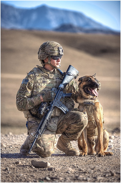 Military Working Dogs ~ Gagan Dhiman Photography_0005